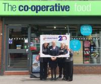 Co-op supports Rosemere